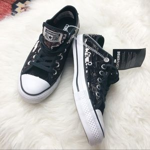 Converse Chuck Taylor all star sequin sneakers